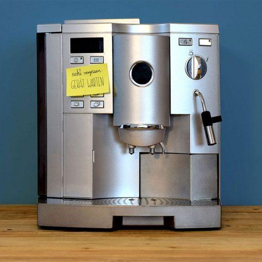 Kaffeevollautomaten Wartung Frankfurt